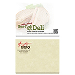 BIC 4 x 3 Adhesive Notepad - 25 Sheets