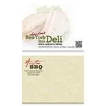 BIC 4 x 3 Adhesive Notepad - 25 Sheets