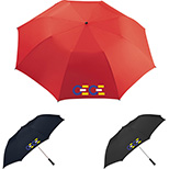 Bates 56 Auto Folding Golf Umbrella