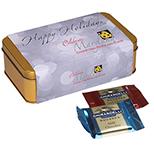Ghirardelli Chocolates Holiday Tin