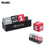 MoMA Cubes Perpetual Calendar