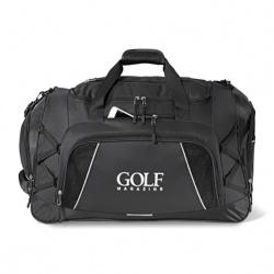 Multi Compartment Duffel Bag