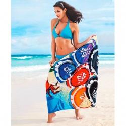 Fusion Beach Towel