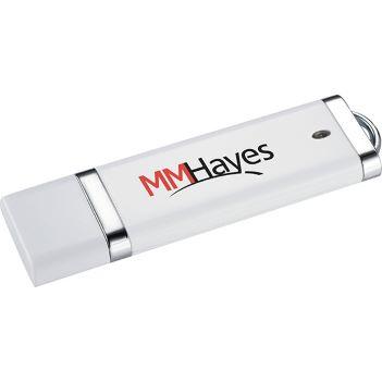 Slim 4GB Flash Drive - Technology