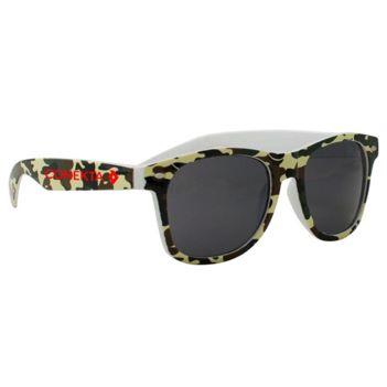 Camo LA Sunglasses - Outdoor Sports Survival