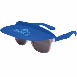 Outdoor Fashion Visor Sunglasses