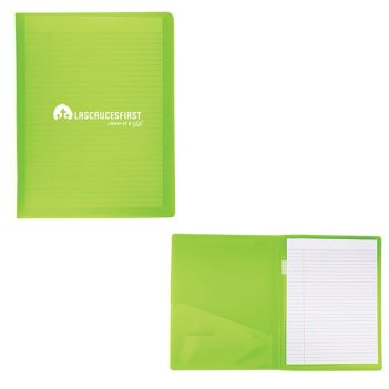 Meeting Folder with Notepad - Padfolios, Journals & Jotters