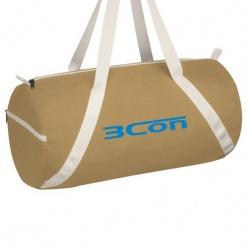 Vintage Style Cotton Duffel Bag