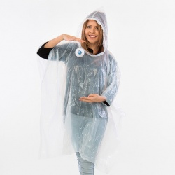 Waterproof Hooded Poncho