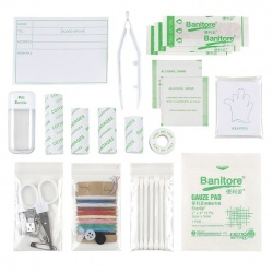The Ultimate First Aid Kit