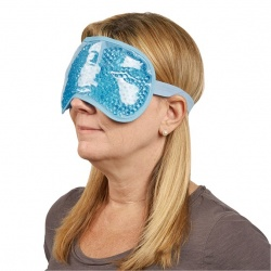 Hot/Cold Get Mask With Plush Backside
