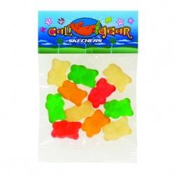 1oz. Gummy Bears In a Header Bag