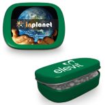 Sugar Free Hinged Mint Tin