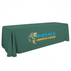 8ft Full Color Table Throw