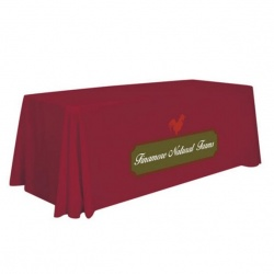 6ft Standard Full Color Table Throw