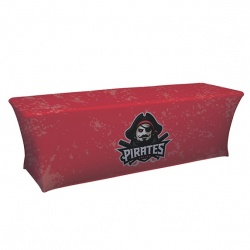 8ft UltraFit Dye Sublimated Table Throw