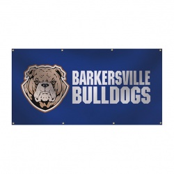 3'x 6' Smooth Single-Sided Banner