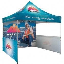 10' x 10' Dye Sublimated Tent Kit