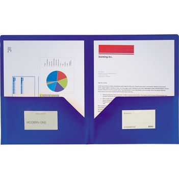 12 x 9 Document Folder - Padfolios, Journals & Jotters