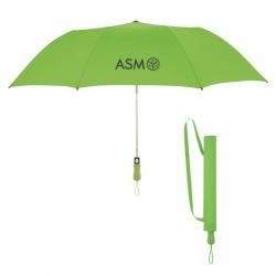 Supersize 58 Folding Umbrella with Shoulder Strap Case