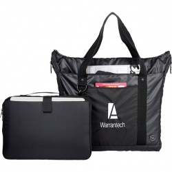 elleven 15 Computer Travel Tote with Garment Bag