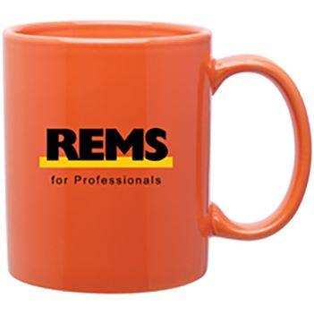 11oz. Glossy C Ceramic Mug - Mugs Drinkware
