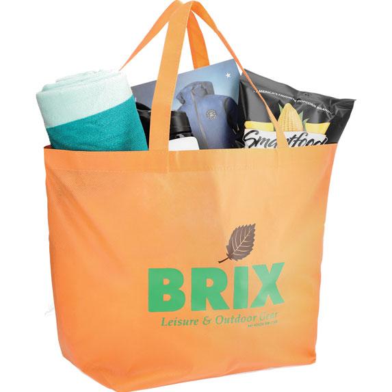 Carol's Budget Non-Woven All Purpose Shopper - Bags