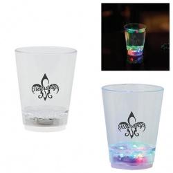 2 oz. Light Up Shotglass