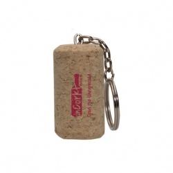 Wine Cork Keytag