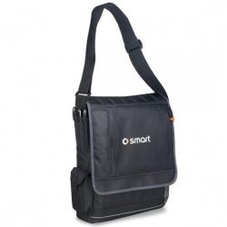 Uptown Vertical Computer Messenger Bag