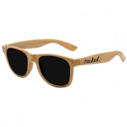 Wood Look Kids' Sunglasses