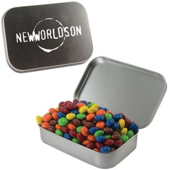 Large Tin with Candy - Food, Candy & Drink