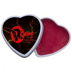 Lip Balm Heart Tin