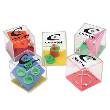 Cube Puzzles Assortment - Puzzles, Toys & Games