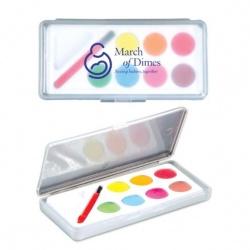 7 Color Watercolor Paint Set