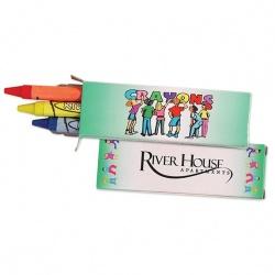 3 Pack Kids Crayons