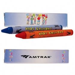 2 Pack Kids Crayons