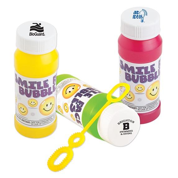 2 oz. Smile Bubbles - Puzzles, Toys & Games