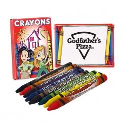 8 Pack Kids Crayons