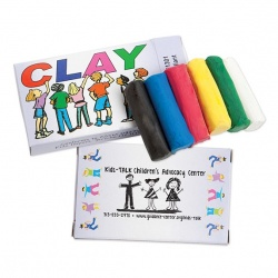 6 Pack Molding Clay