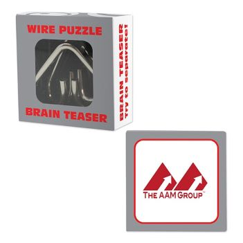 Metal Wire Puzzle - Puzzles, Toys & Games