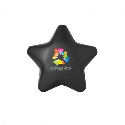 Full Color Stress Reliever Star