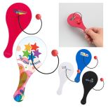 Full Color Mini-Paddle Toy