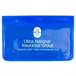 10 Piece Budget First Aid Kit in Colorful Vinyl Pouch
