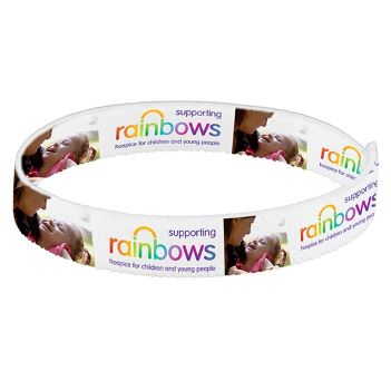 "1/2"" Full Color Expanda Wristband - Awards Motivation Gifts"