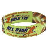 3/4 Full Color Expanda Wristband