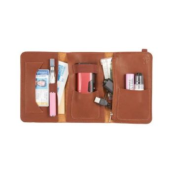 Mea Huna Leather Wrap - Travel Accessories & Luggage
