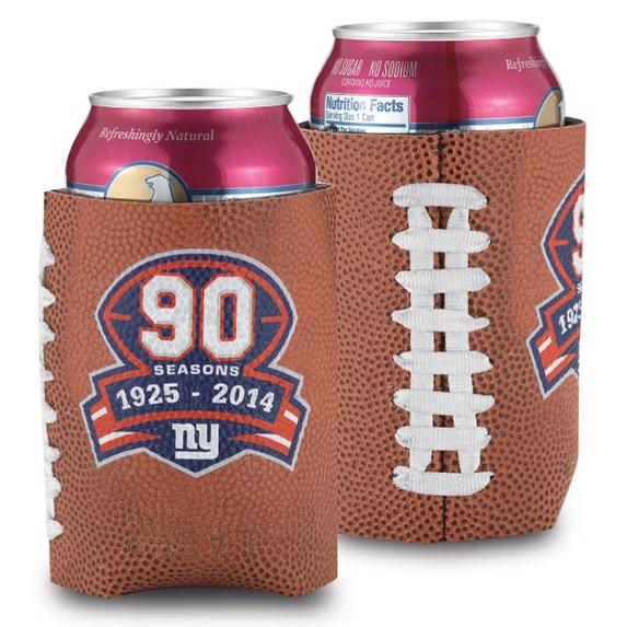 Realistic Football Can Cooler - Mugs Drinkware