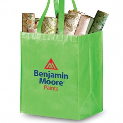 80 GSM Non-Woven Laminated Grocery Bag