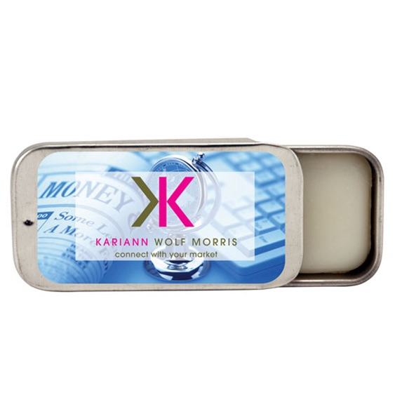 Lip Balm in a Sliding Tin - Health Care & Safety Fitness Products